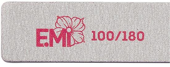 Купить E.MI Пилка для ногтей 100/180 / Zebra Maxi