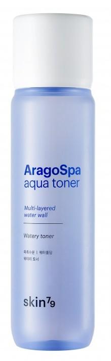 SKIN79 Тонер с гиалуроновой кислотой для лица / Aragospa Aqua Toner 180 мл
