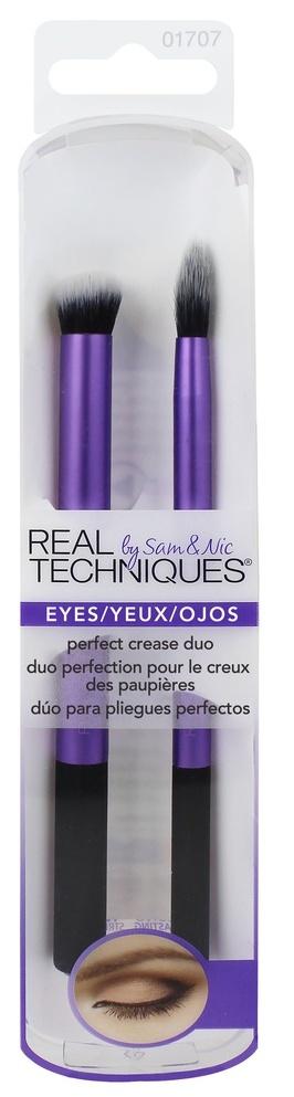 Набор кистей для макияжа глаз / Perfect Crease Duo