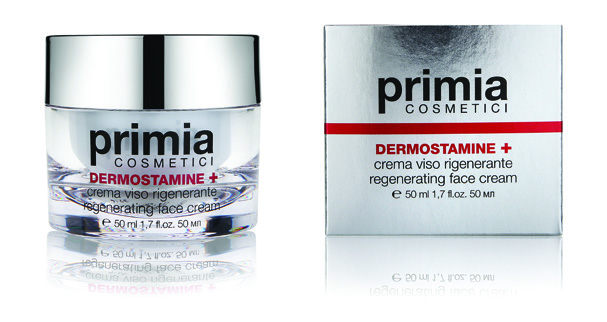 PRIMIA COSMETICI Крем восстанавливающий для лица / Dermostamine regenerating face cream 50 мл