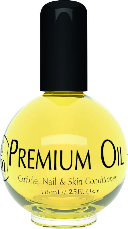 INM Масло для кутикулы / Premium Almond Cuticle Oil 120 мл