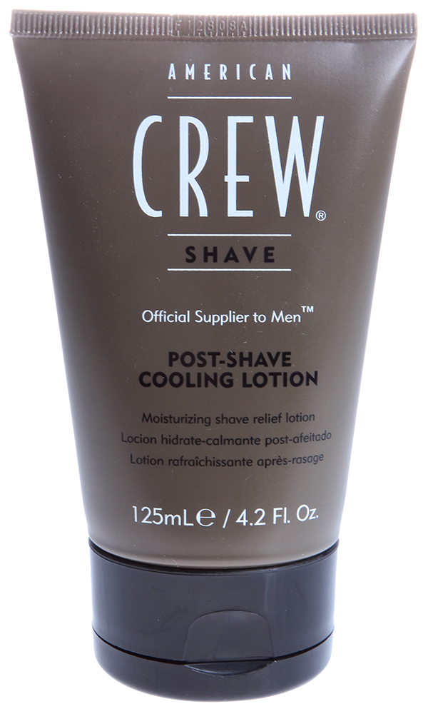 AMERICAN CREW ������ ����������� � ����������� ����� ������ / Post Shave Cooling Lotion 125��