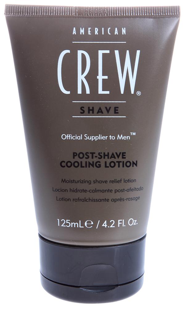 AMERICAN CREW. Лосьон охлаждающий и увлажняющий после бритья / Post Shave Cooling Lotion 125мл купить в интернет-магазине косметики.