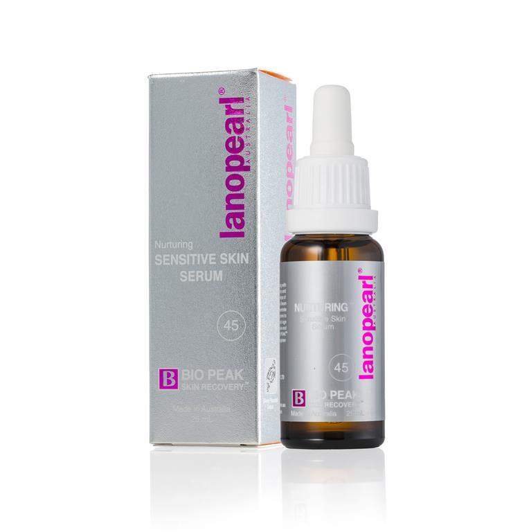 LANOPEARL Сыворотка питательная для чувствительной кожи лица / Nuturing Sensitive Skin 25 мл - Сыворотки