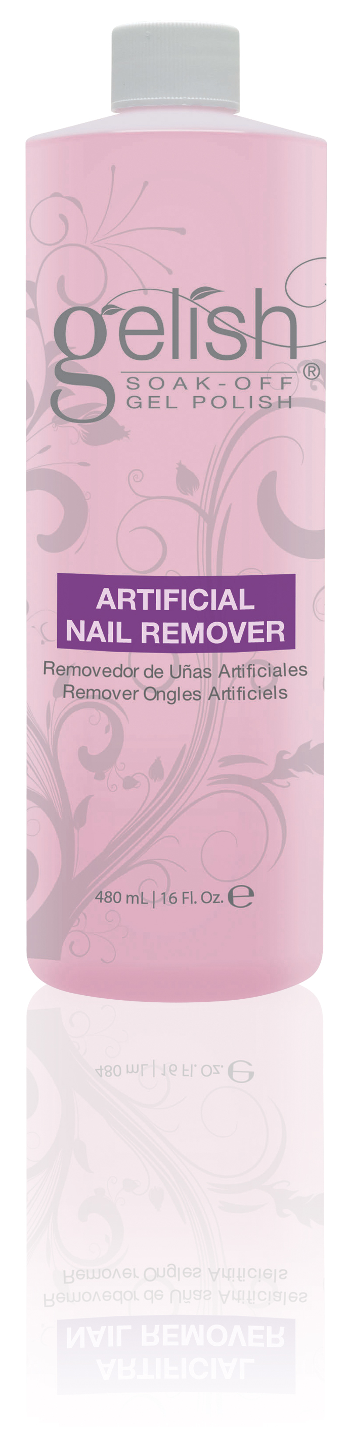 GELISH �������� ��� �������� ������������ ����� / GELISH Artificial Nail Remove 480��