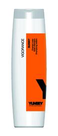 YUNSEY PROFESSIONAL Шампунь для защиты волос от солнечных лучей  SUNNY  / SOLAR SHAMPOO 250mlШампуни<br>Рекомендуется использовать после пребывания на солнце. Питает и восстанавливает волосы, придавая им блеск и мягкость. Содержит UVA и UVB фильтры. Не содержит силиконы и парабены. Активные ингредиенты: Содержит защитный фильтр широкого спектра действия. Он необходим потому, что длительное воздействие ультрафиолетовых лучей на волосы вызывает изменение их цвета, разрушает дисульфидные связи и, соответственно, приводит к повреждению волос. Способ применения:&amp;nbsp; нанесите шампунь на влажные волосы и вспеньте его. Легкими движениями массируйте в течение 2-3 минут, затем смойте и нанесите маску для защиты от солнечных лучей.<br><br>Объем: 250 мл<br>Вид средства для волос: Солнцезащитный<br>Типы волос: Поврежденные