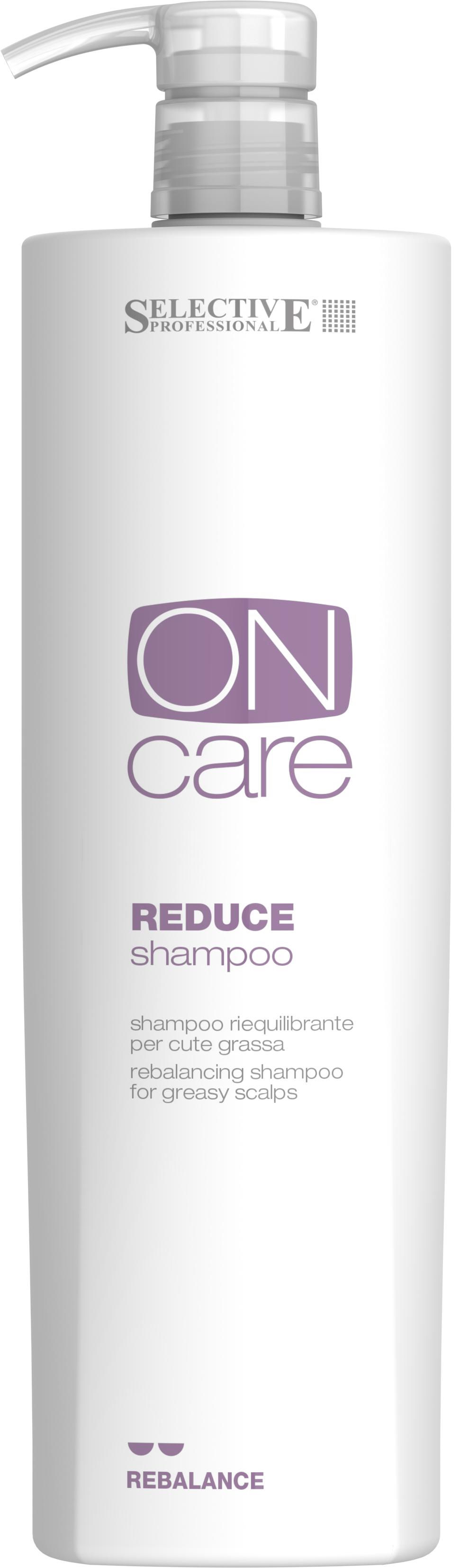 SELECTIVE PROFESSIONAL Шампунь восстанавливающий баланс жирной кожи головы / On Care Rebalance 1000 мл