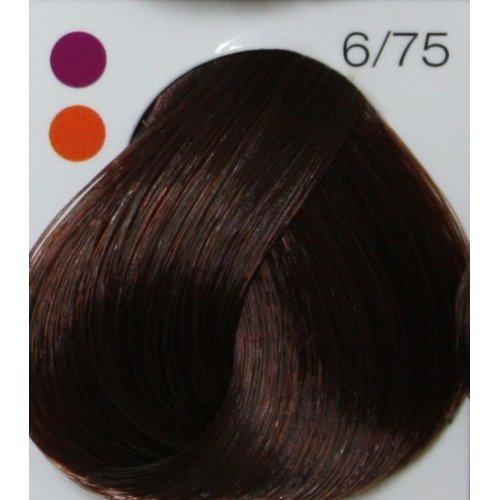 LONDA PROFESSIONAL 6/75 краска для волос (интенсивное тонирование), темный блонд коричнево-красный / LC NEW 60мл londa интенсивное тонирование 42 оттенка 60 мл londacolor интенсивное тонирование 7 43 блонд медно золотистый 60 мл 60 мл
