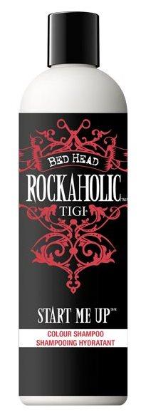 TIGI Шампунь для окрашенных волос / ROCKAHOLIC START ME UP 355мл