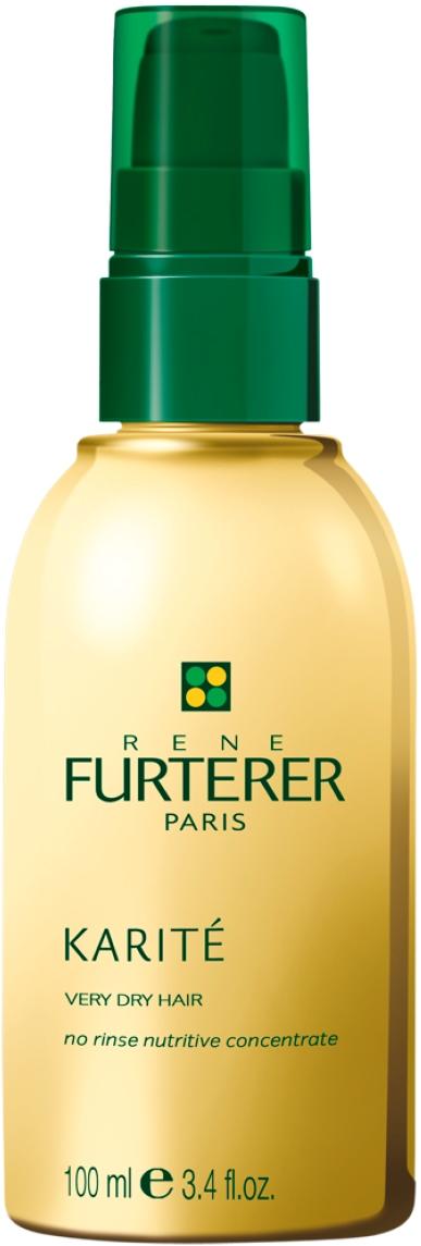 RENE FURTERER Лосьон питательный для очень сухих, поврежденных волос / Karite 100мл rene furterer сыворотка rene furterer karite для очень сухих и поврежденных волос