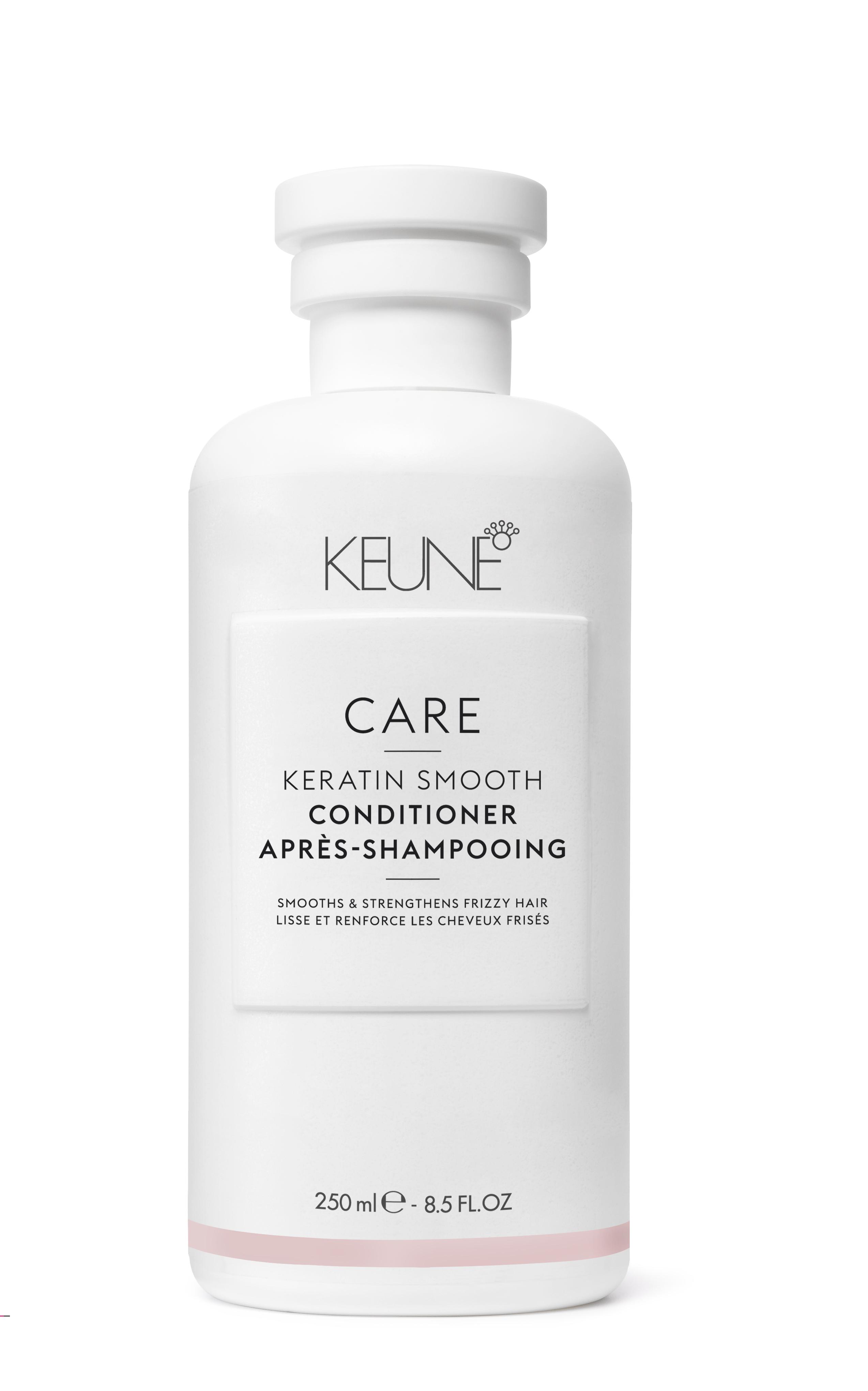 KEUNE Кондиционер Кератиновый комплекс / CARE Keratin Smoo Conditioner 250мл keune кондиционер восстановление keune repair conditioner