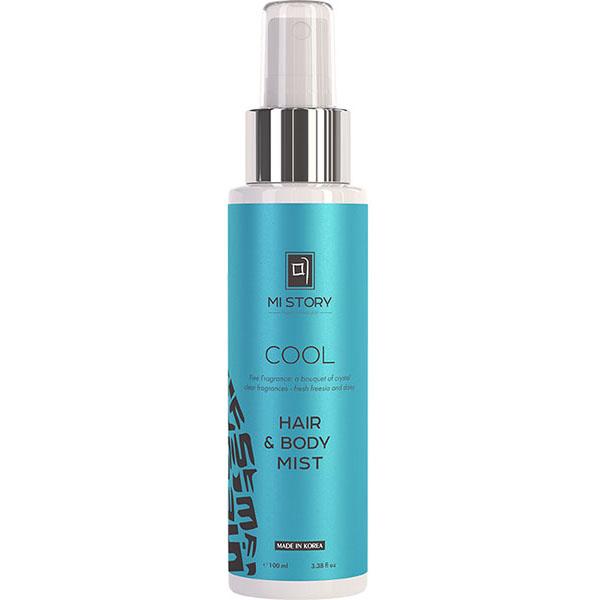 Купить NOLLAM LAB Спрей для волос и тела / Mi Story Cool 100 мл