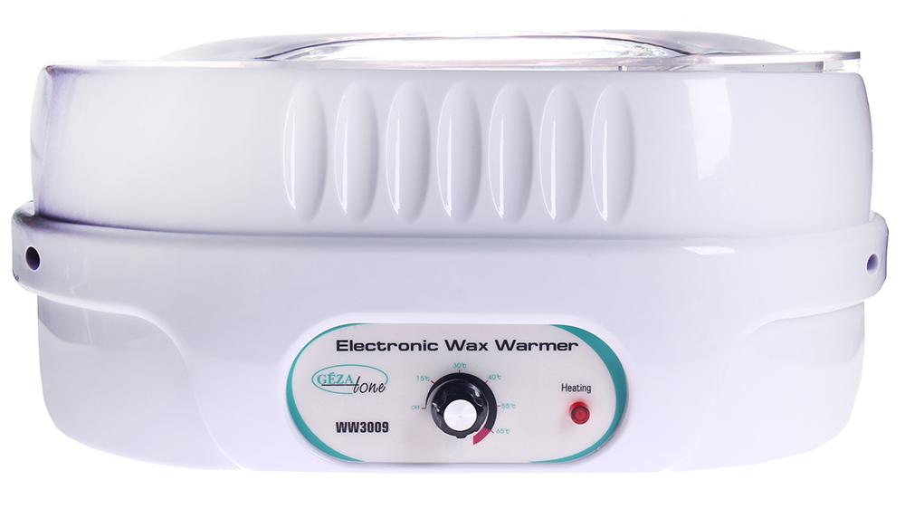 GEZATONE Ванна нагреватель парафина с механическим регулятором WW3009 (на 3кг)~ от Галерея Косметики