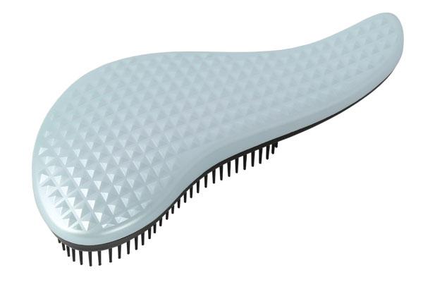 HAIRWAY Щетка Hairway Easy Combing Relief Blue массажная 17ряд. -  Щетки