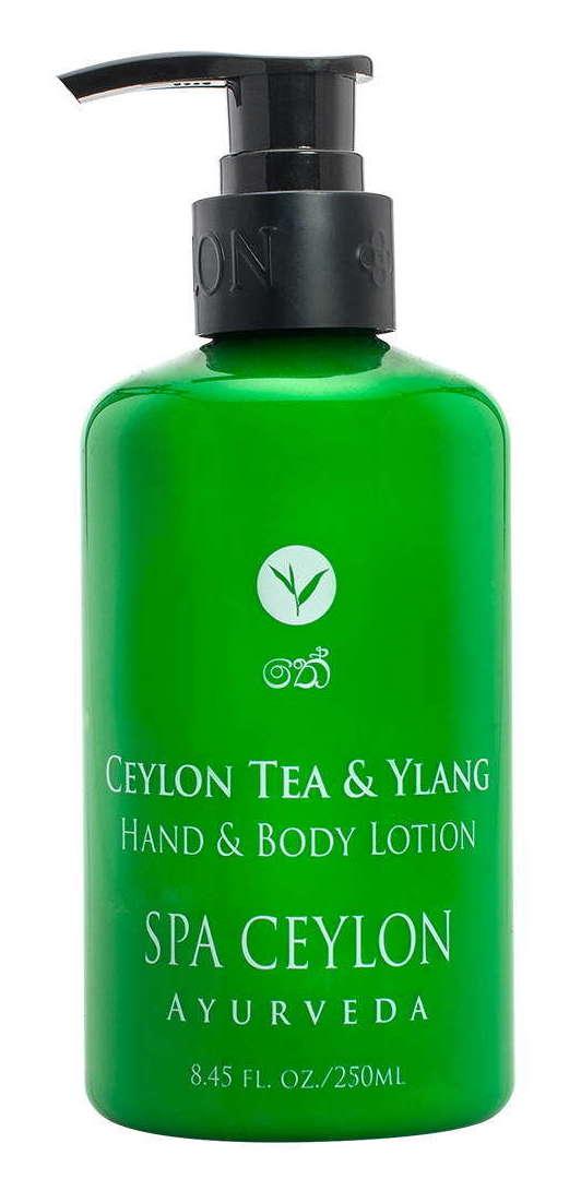 Купить SPA CEYLON Лосьон для рук и тела Цейлонский чай и иланг-иланг 250 мл