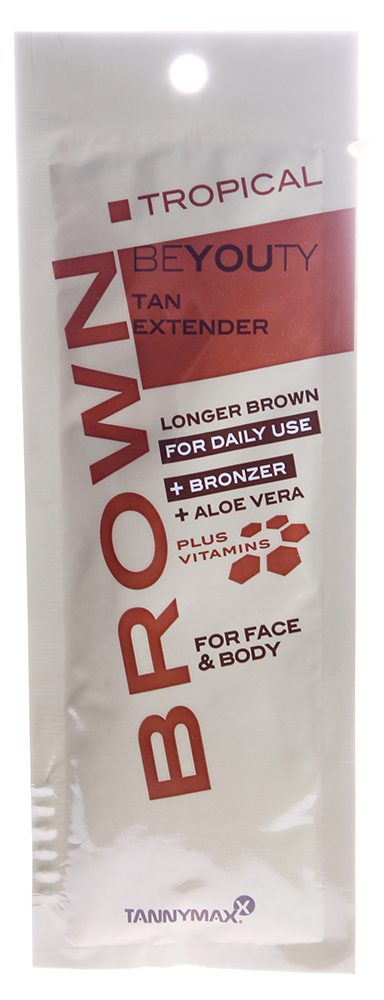 TANNYMAXX ������ � ����������� ����� ������ / Tropical Beyouty BROWN 15��