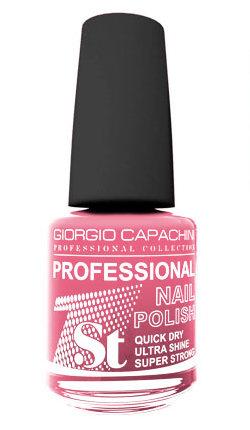 Купить GIORGIO CAPACHINI 22 лак для ногтей, фуксия / 1-st Professional 16 мл, Розовые