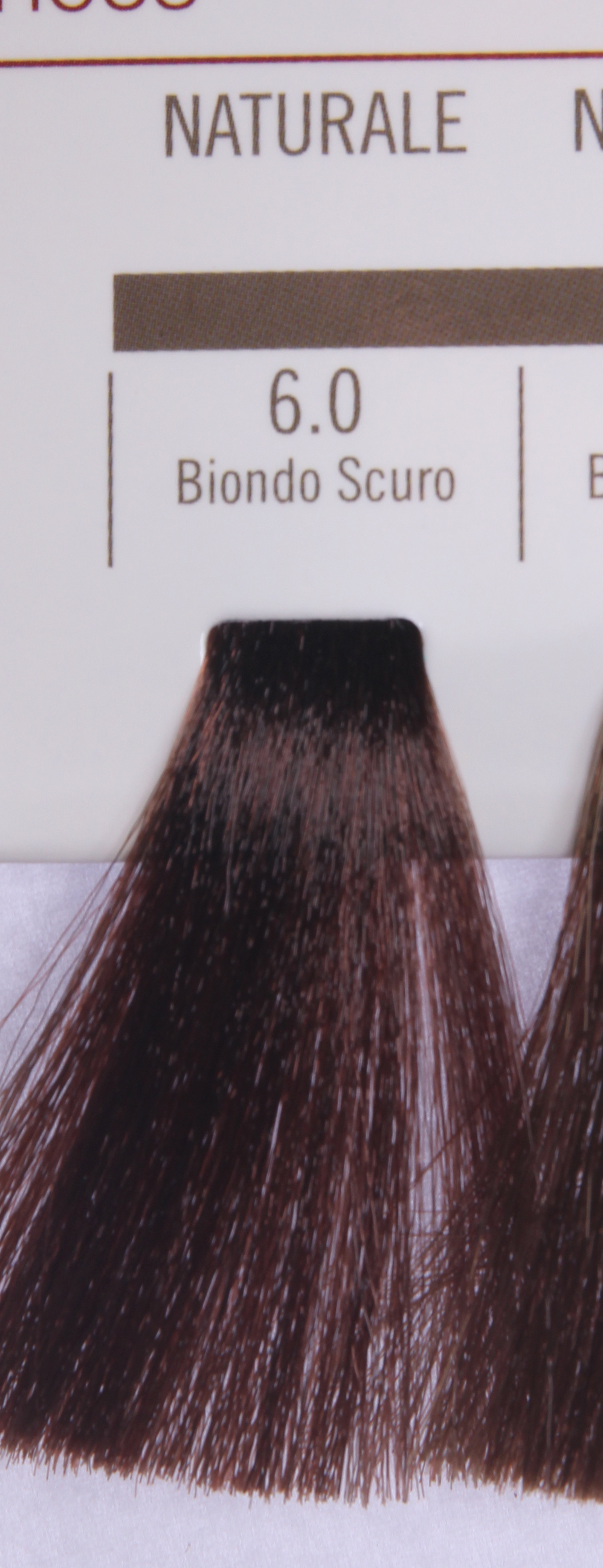 BAREX 6.0 краска для волос / PERMESSE 100мл