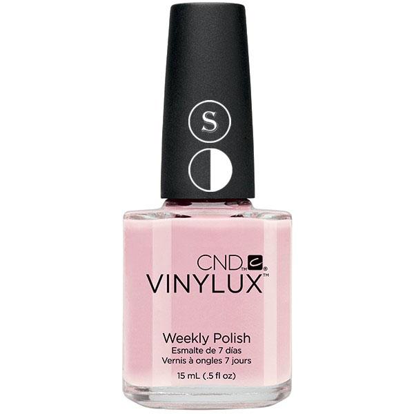 цена на CND 142 лак недельный для ногтей Romantique / VINYLUX 15мл