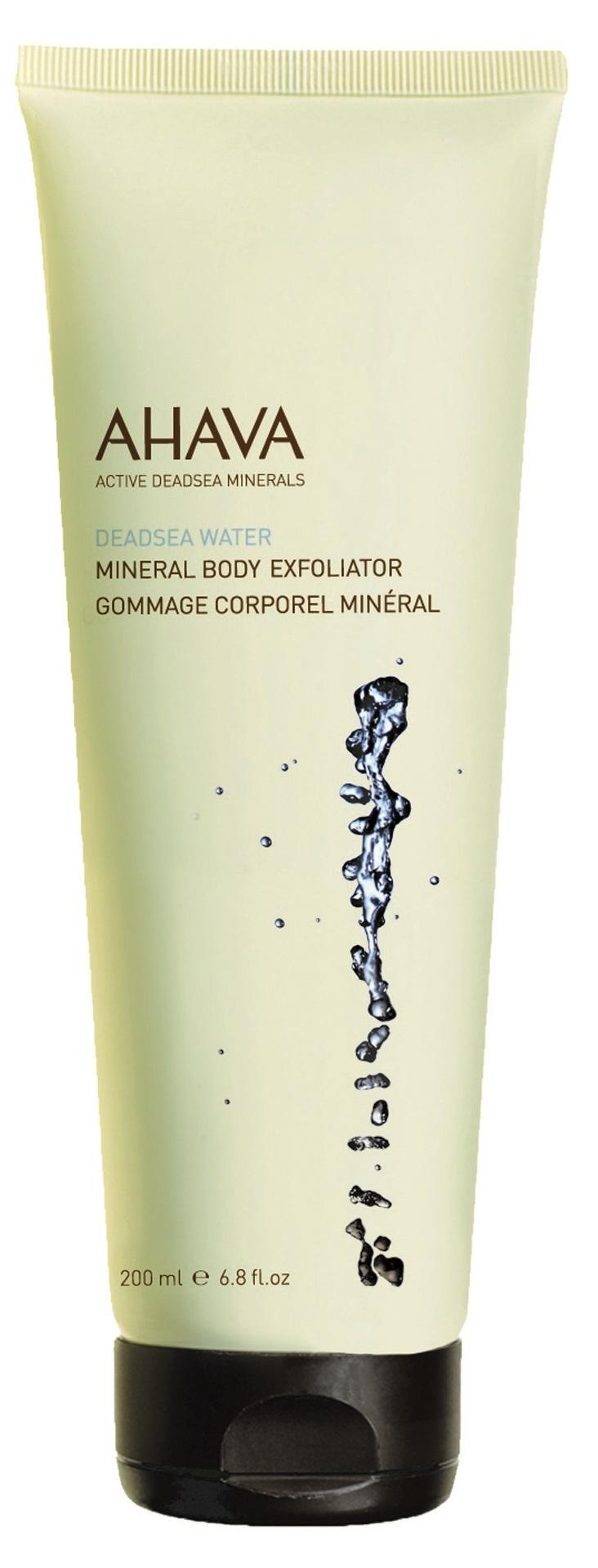 Купить AHAVA Скраб минеральный для тела / Deadsea Water 200 мл