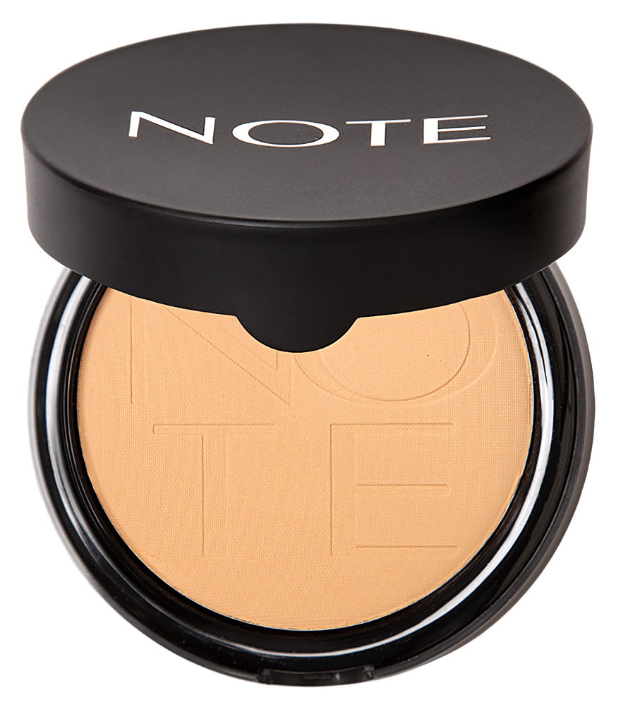 Купить NOTE Cosmetics Пудра компактная с эффектом сияния 04 / LUMINOUS SILK COMPACT POWDER 10 г