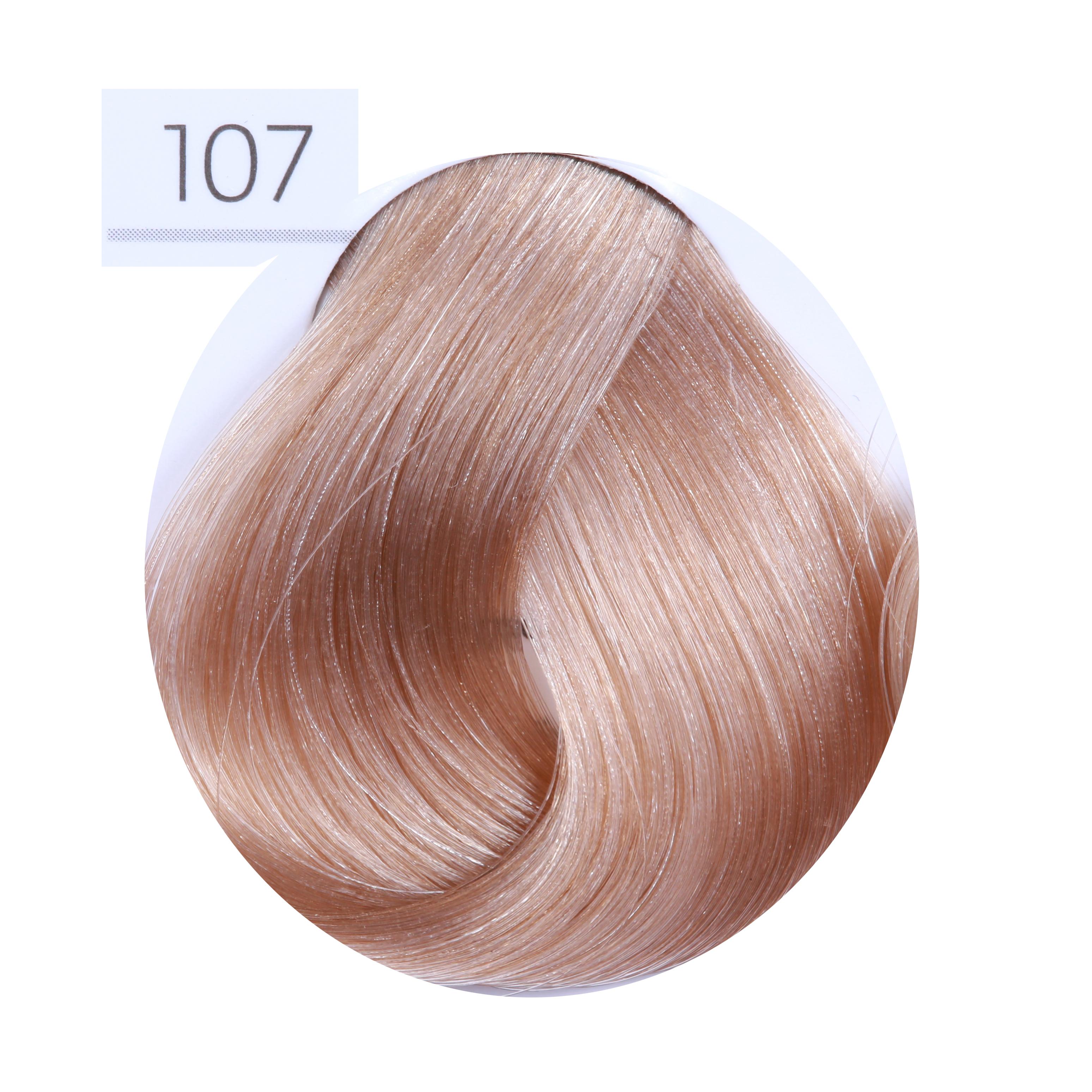 ESTEL PROFESSIONAL S-OS/107 краска для волос, песочный / ESSEX Princess 60 мл фото