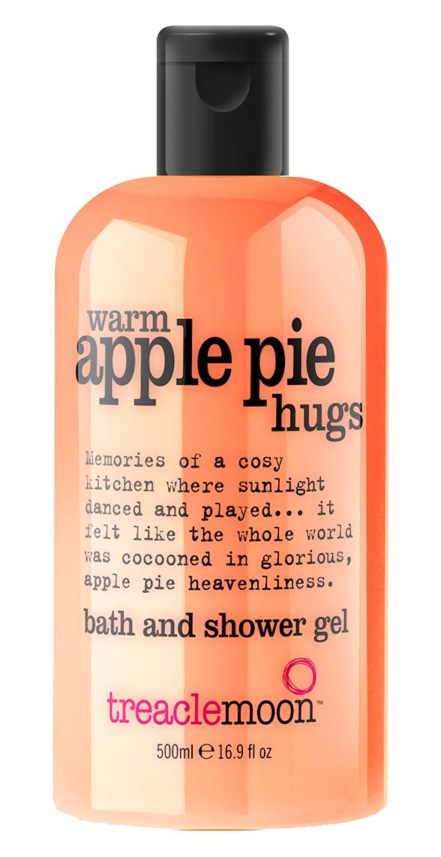 TREACLEMOON Гель для душа Яблочный пирог / Sweet apple pie hugs bath & shower gel 500 мл фото
