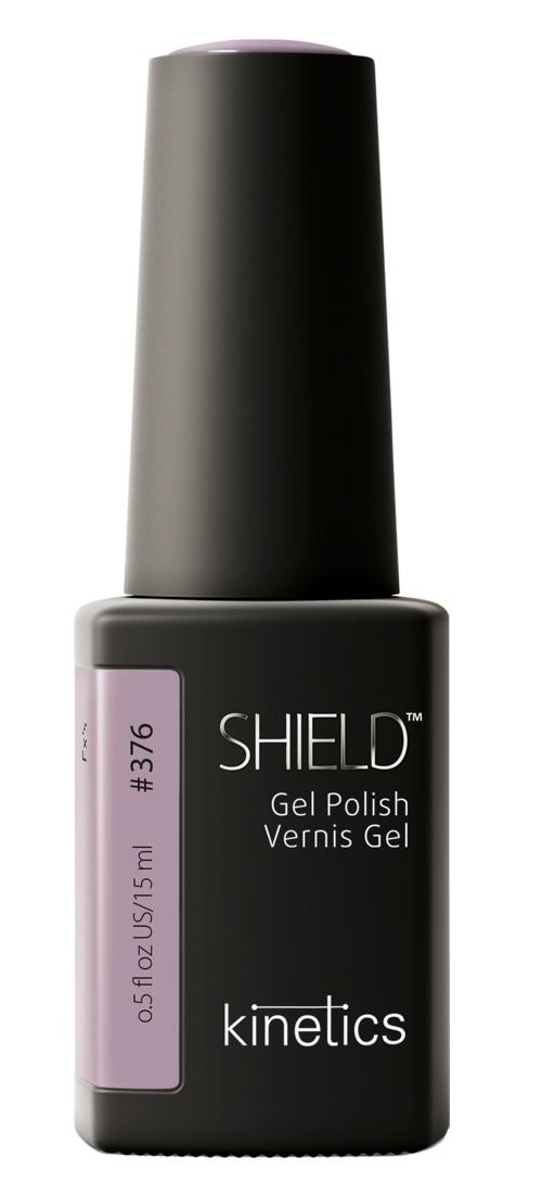 Купить KINETICS 376N гель-лак для ногтей / SHIELD 15 мл, Фиолетовые