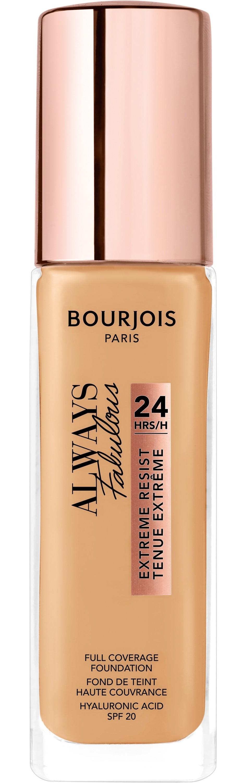 Купить BOURJOIS Крем тональный для лица 310 / Always Fabulous Full Coverage Foundation 30 мл