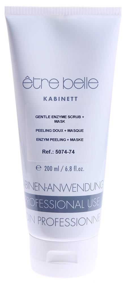 ETRE BELLE Маска-скраб энзимная для комбинированной кожи / Enzyme Scrub + Mask 200 мл