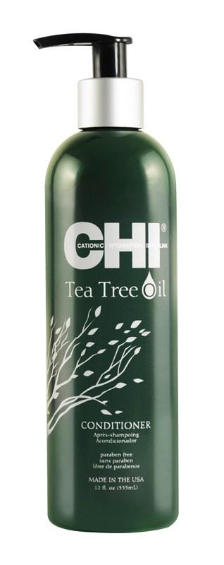 CHI Кондиционер с маслом чайного дерева 355 мл one drop only зубная паста с маслом чайного дерева 50 мл