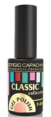 Купить GIORGIO CAPACHINI 346 гель-лак трехфазный для ногтей / Classic 7 мл, Розовые