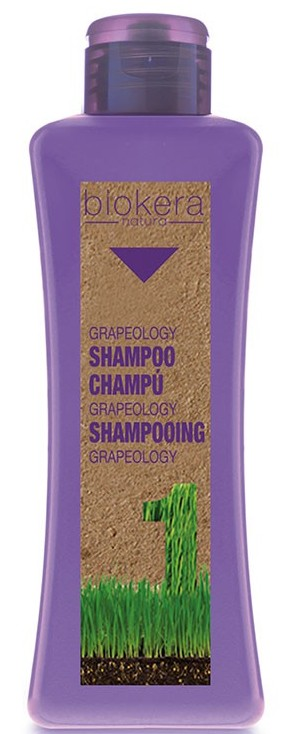 Шампунь с маслом виноградной косточки для волос / BIOKERA Grapeology 300 мл