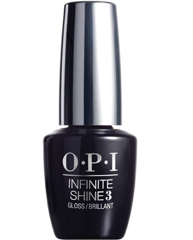 OPI Покрытие верхнее для ногтей / Infinite Shine Top Coat 15 мл opi покрытие верхнее быстрая сушка rapidry top coat 15 мл