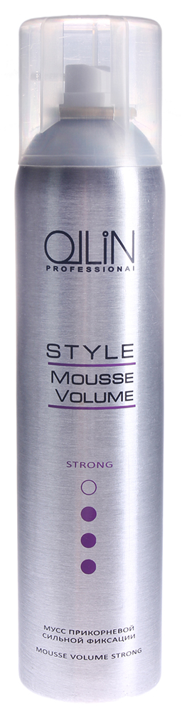 OLLIN PROFESSIONAL ���� ����������� ������� �������� / Mousse Volume Strong STYLE 300��