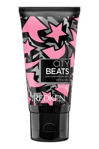 REDKEN Крем с тонирующим эффектом для волос Розовые пуанты сити балета (розовый) / CITY BEATS 85 мл