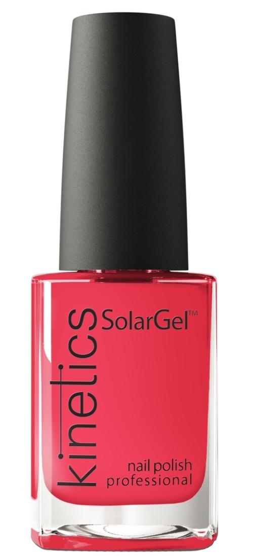 Купить KINETICS 462 лак профессиональный для ногтей / SolarGel Polish Guiltless 15 мл, Красные