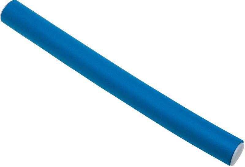DEWAL PROFESSIONAL Бигуди-бумеранги синие 14х150 мм 10 шт/уп