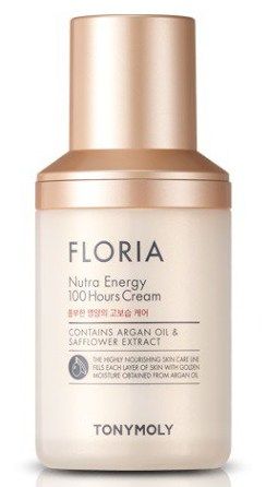 TONYMOLY Крем для лица / Floria Nutra Energy 100 Hours Cream 45 мл -  Кремы