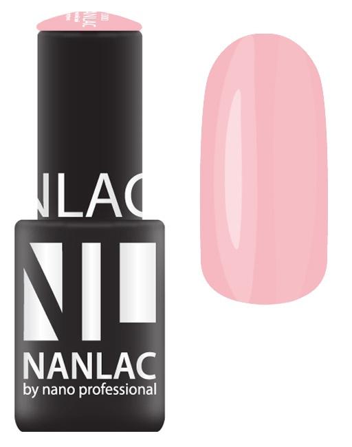 NANO PROFESSIONAL 2175 гель-лак для ногтей, свободная любовь / NANLAC 6 мл