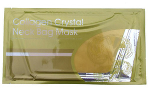 FABRIK cosmetology Маска коллагеновая для шеи с био золотом 36гр