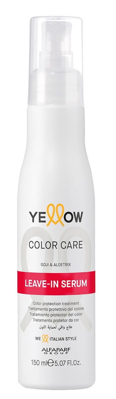 Купить YELLOW Сыворотка несмываемая для окрашенных волос / YE COLOR CARE LEAVE-IN SERUM 150 мл