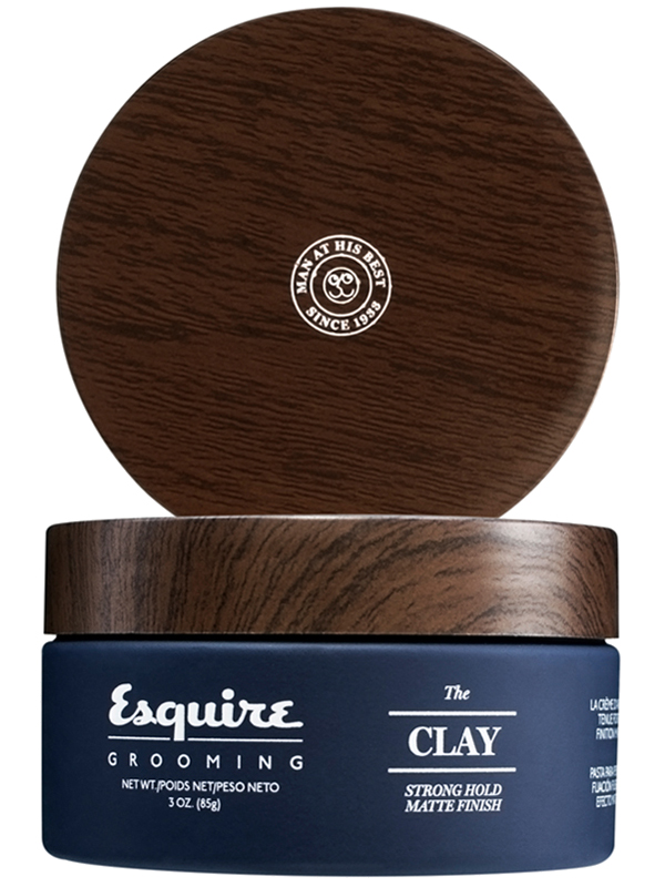 CHI Глина для укладки волос, сильная степень фиксации, матовый эффект / ESQUIRE GROOMING 85 г от Галерея Косметики
