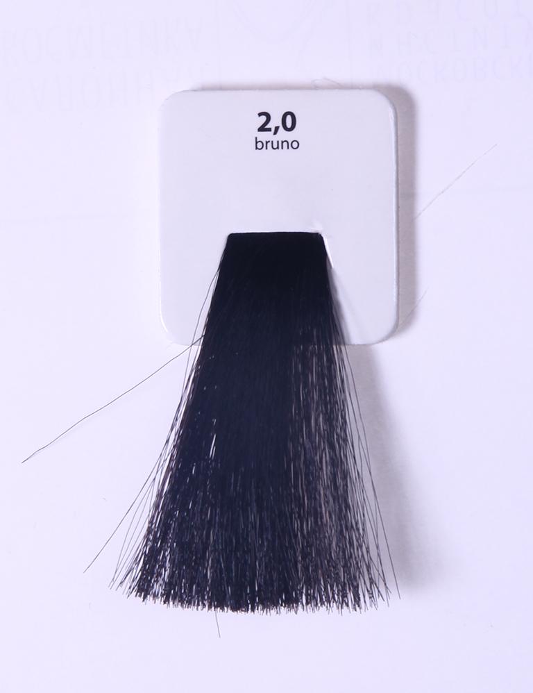 KAARAL 2.0 краска для волос / Sense COLOURS 60млКраски<br>2.0 коричневый Перманентные красители. Классический перманентный краситель бизнес класса. Обладает высокой покрывающей способностью. Содержит алоэ вера, оказывающее мощное увлажняющее действие, кокосовое масло для дополнительной защиты волос и кожи головы от агрессивного воздействия химических агентов красителя и провитамин В5 для поддержания внутренней структуры волоса. При соблюдении правильной технологии окрашивания гарантировано 100% окрашивание седых волос. Палитра включает 93 классических оттенка. Способ применения: Приготовление: смешивается с окислителем OXI Plus 6, 10, 20, 30 или 40 Vol в пропорции 1:1 (60 г красителя + 60 г окислителя). Суперосветляющие оттенки смешиваются с окислителями OXI Plus 40 Vol в пропорции 1:2. Для тонирования волос краситель используется с окислителем OXI Plus 6Vol в различных пропорциях в зависимости от желаемого результата. Нанесение: провести тест на чувствительность. Для предотвращения окрашивания кожи при работе с темными оттенками перед нанесением красителя обработать краевую линию роста волос защитным кремом Вaco. ПЕРВИЧНОЕ ОКРАШИВАНИЕ Нанести краситель сначала по длине волос и на кончики, отступив 1-2 см от прикорневой части волос, затем нанести состав на прикорневую часть. ВТОРИЧНОЕ ОКРАШИВАНИЕ Нанести состав сначала на прикорневую часть волос. Затем для обновления цвета ранее окрашенных волос нанести безаммиачный краситель Easy Soft. Время выдержки: 35 минут. Корректоры Sense. Используются для коррекции цвета, усиления яркости оттенков, создания новых цветовых нюансов, а также для нейтрализации нежелательных оттенков по законам хроматического круга. Содержат аммиак и могут использоваться самостоятельно. Оттенки: T-AG - серебристо-серый, T-M - фиолетовый, T-B - синий, T-RO - красный, T-D - золотистый, 0.00 - нейтральный. Способ применения: для усиления или коррекции цвета волос от 2 до 6 уровней цвета корректоры добавляются в краситель по Правилу пятнадцати: от пр