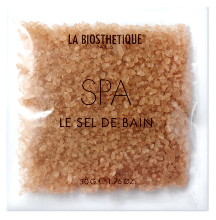 LA BIOSTHETIQUE Соль морская для расслабляющей ванны / Le Sel De Bain SPA 50 г