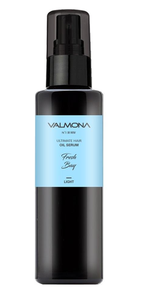 Купить EVAS Сыворотка для волос Свежесть / VALMONA ULTIMATE HAIR OIL SERUM, FRESH BAY 100 мл