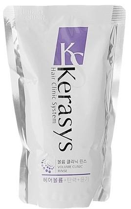 KERASYS Кондиционер оздоравливающий для волос (запаска) / HAIR CLINIC 500 мл
