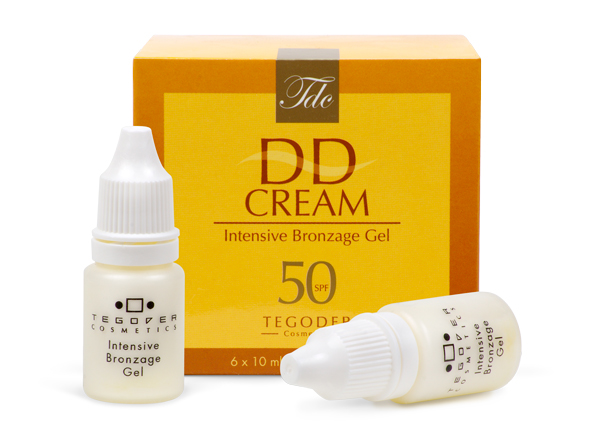 TEGOR Крем-эмульсия интенсивного защитного действия / DD Cream 6*10мл