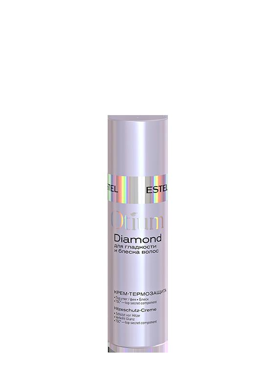 ESTEL PROFESSIONAL Крем выравнивающий для гладкости и блеска волос / OTIUM Diamond 100 мл