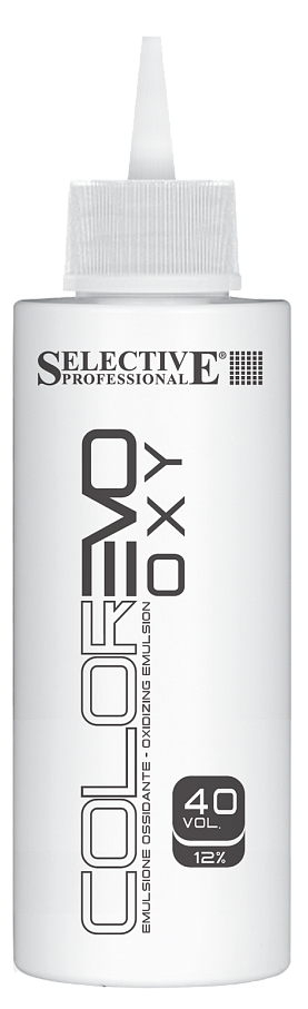 SELECTIVE PROFESSIONAL Оксигент ColorEVO 12% (40vol) 100 мл